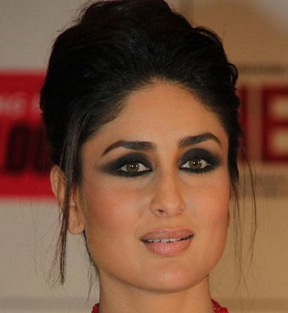 Kareena Kapoor Smokey Look
