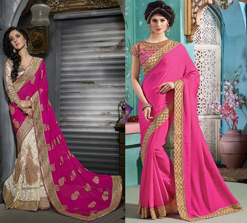 Viscose Sarees For Party