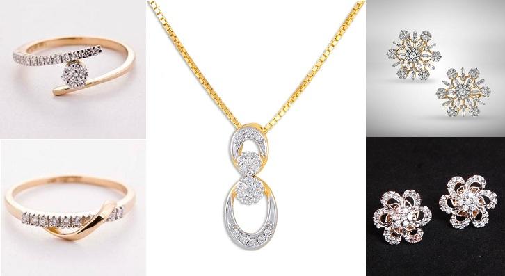 Cheap diamond jewellery