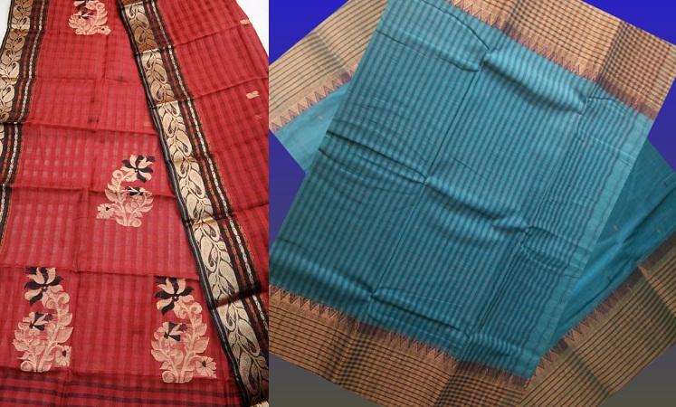 bengali-tant-sarees