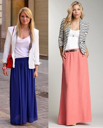 blazers-and-long-skirt