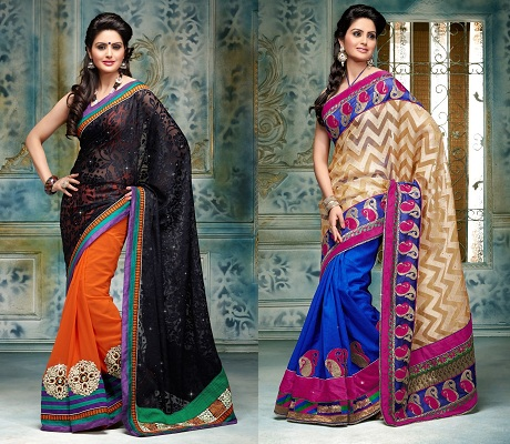 Brasso Sarees For Office