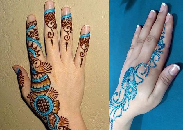 Color Design Mehendi