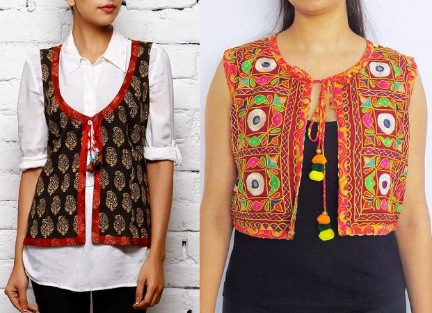 Ethnic Vests