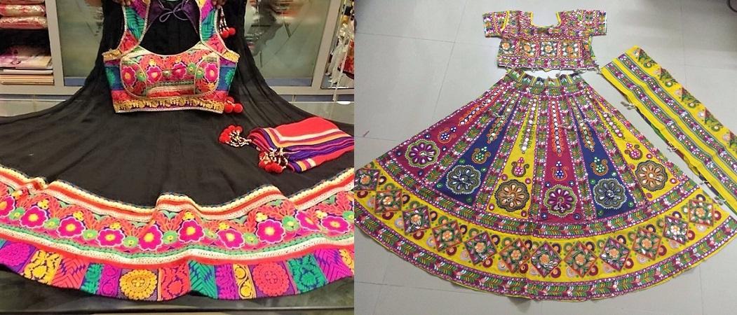 Gorgeous Gamthi Chaniya Choli