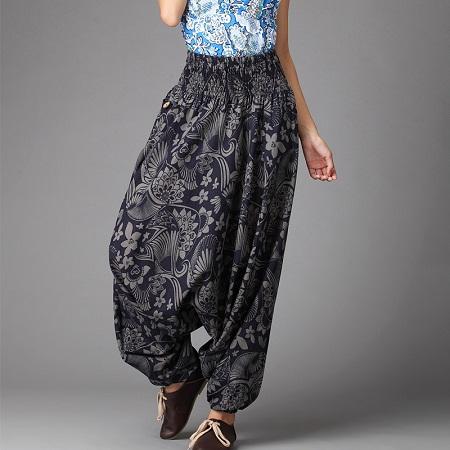 Harem Pants For Daytime