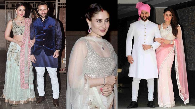 Kareena Kapoor Khan at Soha's Wedding Reception