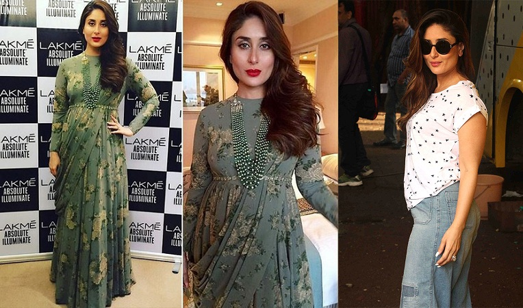 Kareena Kapoor Pregnancy Fashion