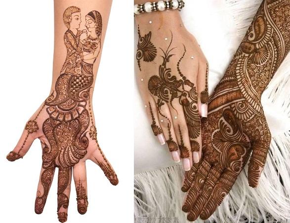 Fashionable Mehendi Design