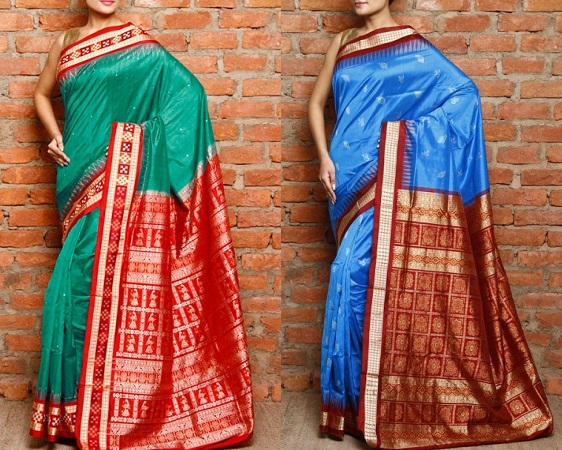 Latest Sambalpuri Sarees