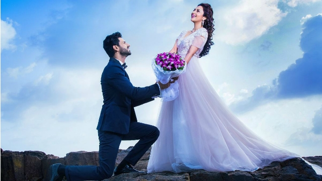 Love Story Of Divyanka Tripathi With Vivek Dahiya