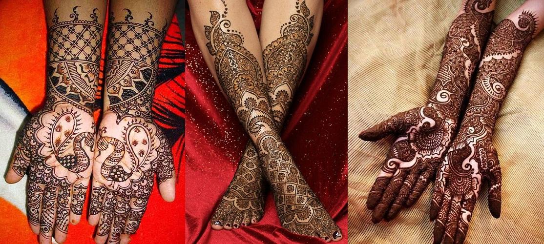 Mehendi Designs For Eid