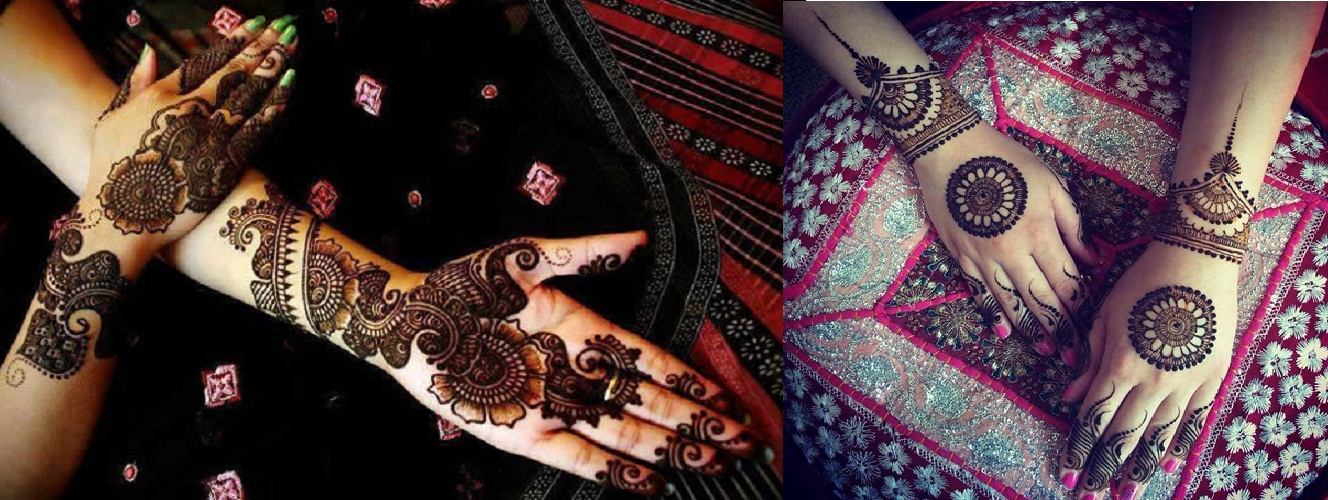 Mehendi For Sangeet