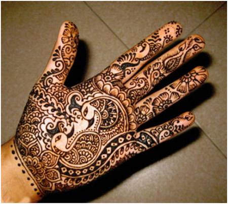 mehndi designs for boys hand