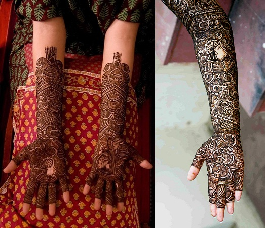 Royal Mehendi Design