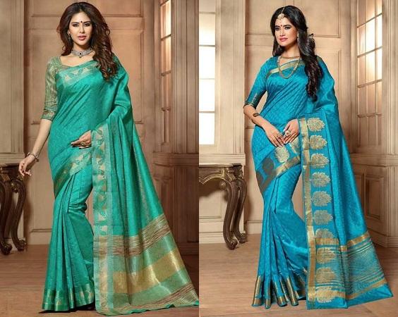 Tussar-Silk-Saree