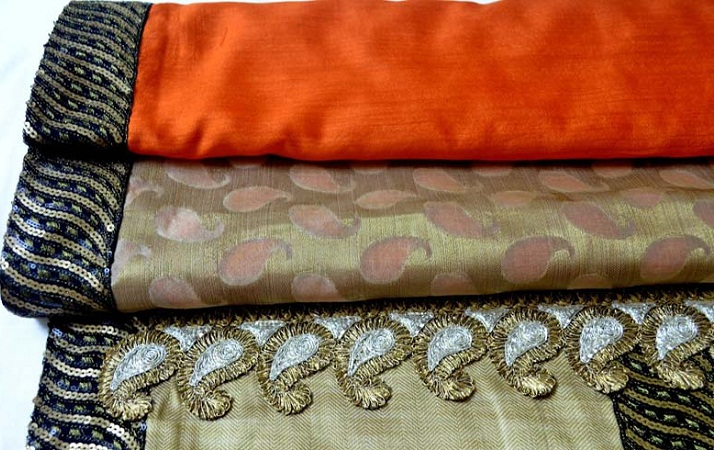 Saree Fabric Collection