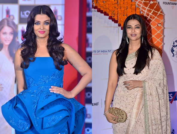Aishwarya Rai Stylish outfits
