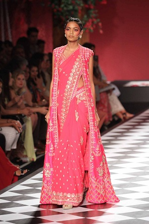 Anita Dongre Bridal Saree
