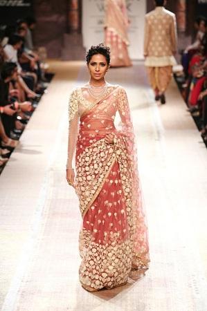 Anju Modi Designer Saree