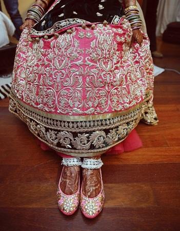 Bridal Jutti