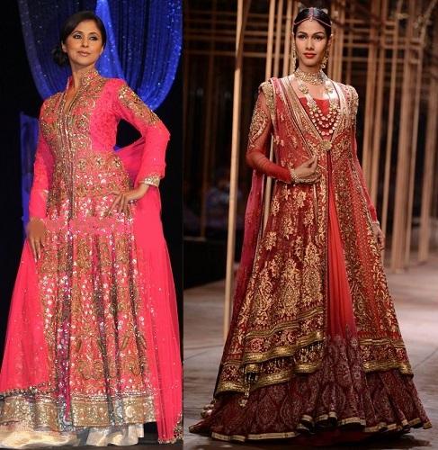 Bridal Salwar kameez Online