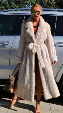 Classic Mink Coats