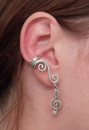 Ear Wire Cuffs