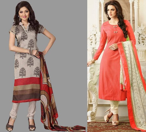 Salwar Suits For Office Wear