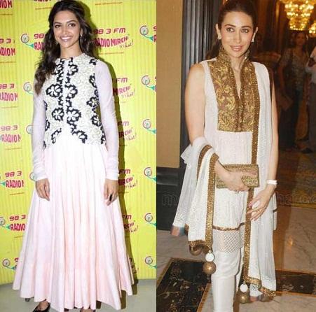 Georgette High & Neck Collar Salwar Suits