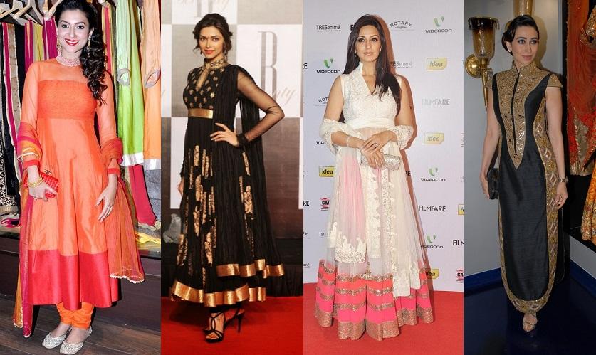 High & Collar Neck Salwar Suits