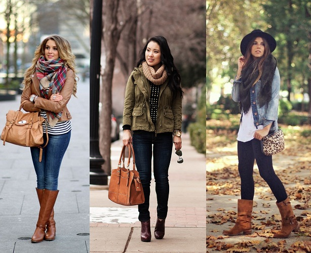 Jackets or Boots For Winter