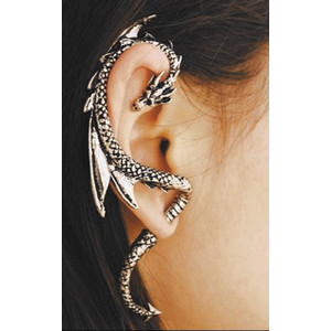 Wrap around ear cuffs