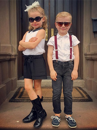 Adult Fashion Replication Trend For Kids