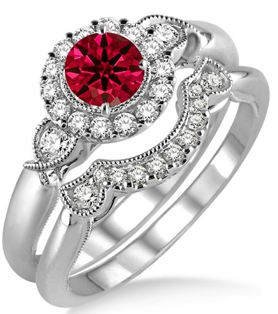 cut-on-the-ruby-stone