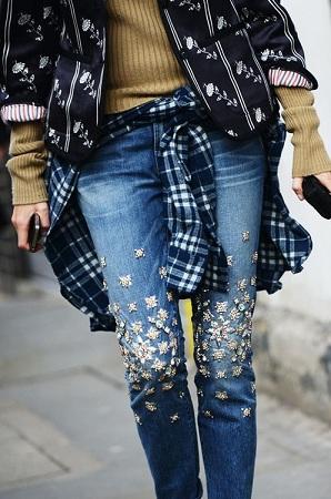 Embellished Jeans Online