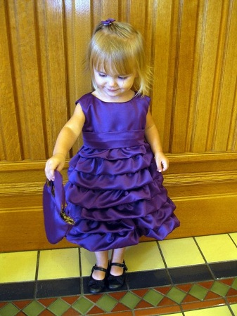Frill Dress For Babies