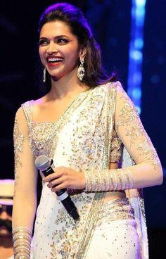 Full Sleeve Princess Cut Net blouse
