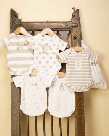 Hue Colored Stylish Baby Clothes