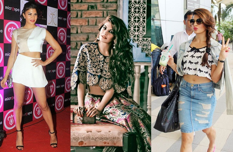 Jacqueline Fernandez In Different Style