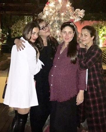 Kareena Kapoor Pre-Christmas Bash