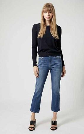 Kick-Flare Jeans Online