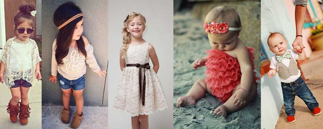 Latest Baby Fashion Trends