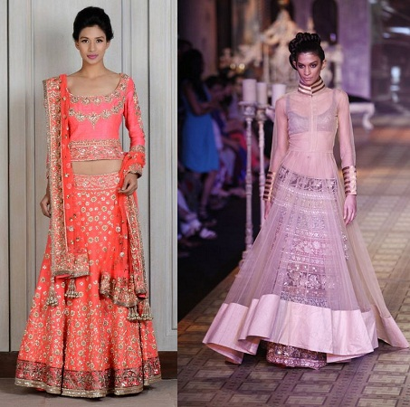 long-sleeves-lehengas
