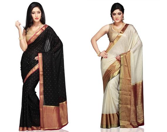 Mysore Silk Sarees