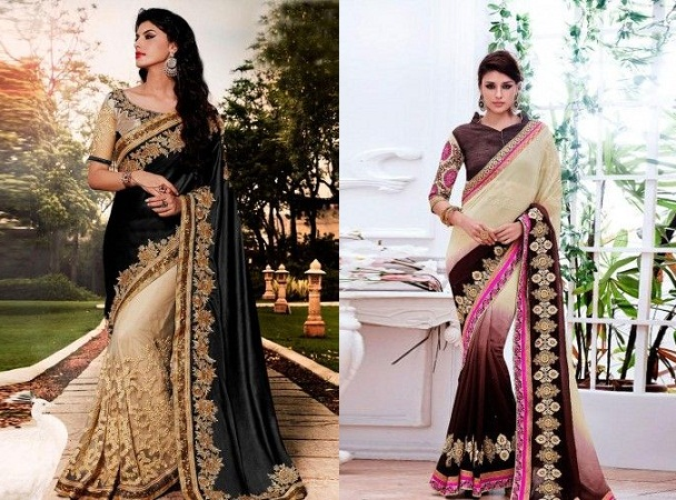 Online Designer Saris