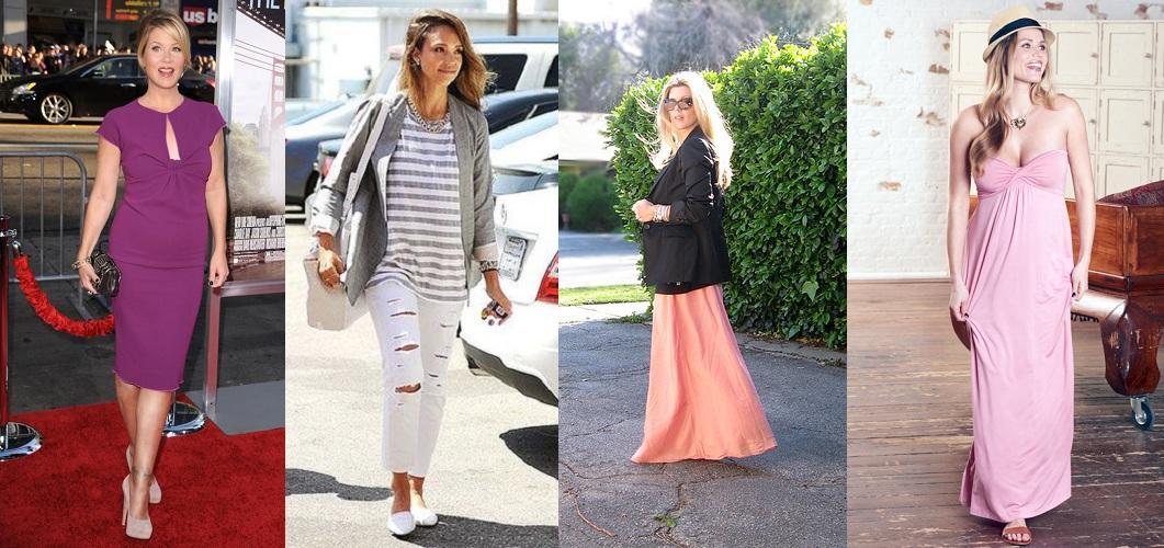 Post Pregnancy Fashion