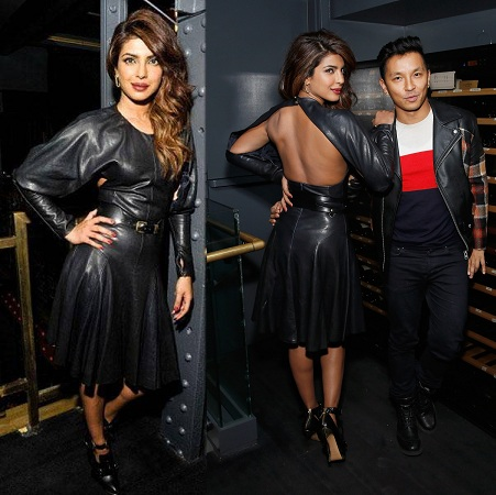 Priyanka Chopra Cocktail Party on release of her single in New York