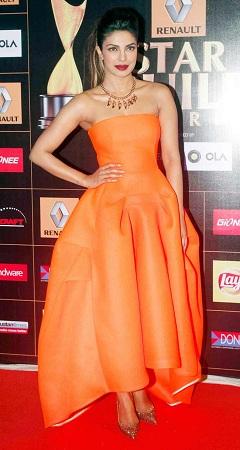 Priyanka Chopra Star Guild Awards