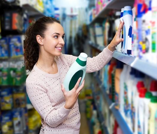 Scented Detergents